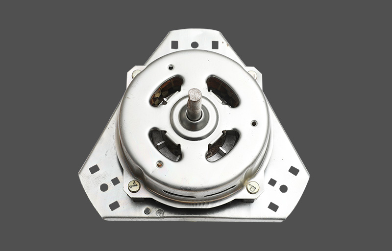 90W Spin Motor with 6UF Capactor Approved ISO9001